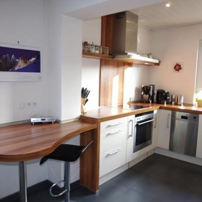 Nolte küchen u-form  modern